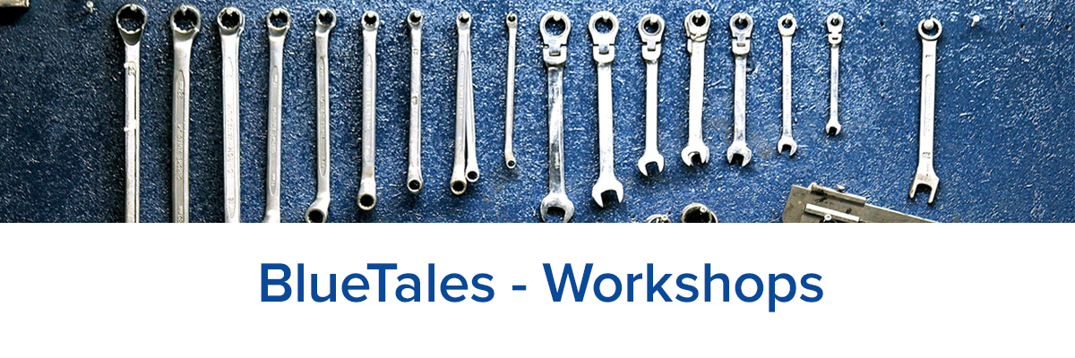 bluetales workshop